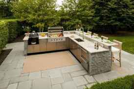 31 Awesome Outdoor Kitchen and Grill Backyard Ideas for Summer
