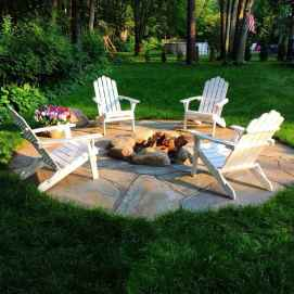 32 Easy Cheap Backyard Fire Pit Seating Area Design Ideas