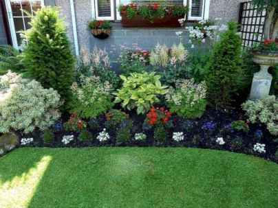 32 Fresh and Beautiful Front Yard Flowers Garden Landscaping Ideas