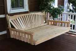 35 Awesome Farmhouse Porch Swing Plans Ideas