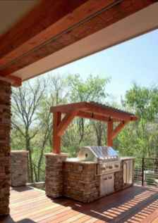 36 Awesome Outdoor Kitchen and Grill Backyard Ideas for Summer