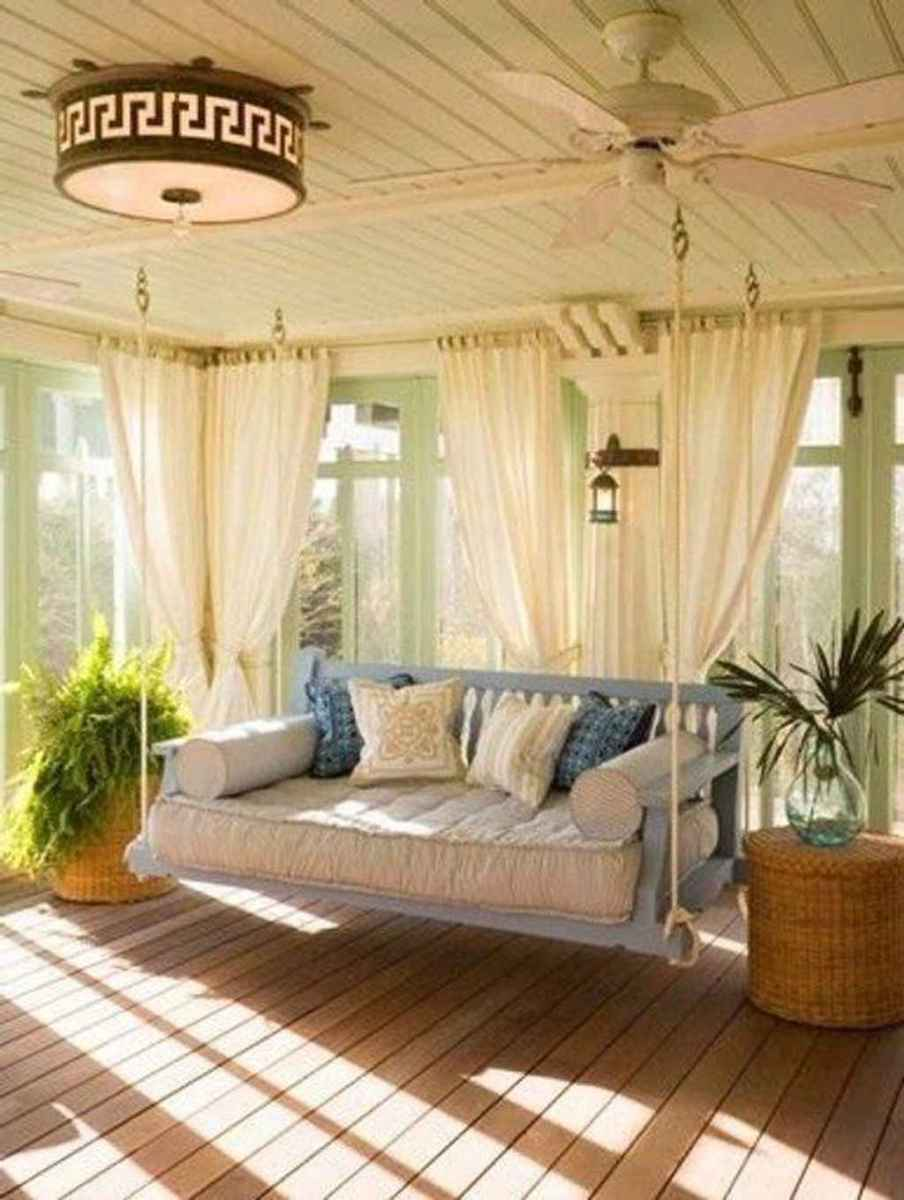 38 Awesome Farmhouse Porch Swing Plans Ideas