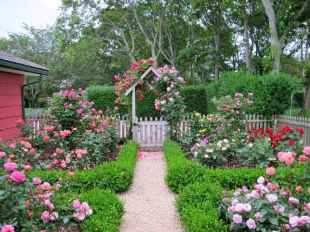 38 Beautiful Cottage Garden Ideas to Create Perfect Spot