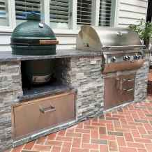 40 Amazing Outdoor Kitchen Design for Your Summer Ideas