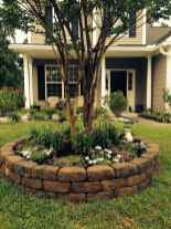 40 Fresh and Beautiful Front Yard Flowers Garden Landscaping Ideas