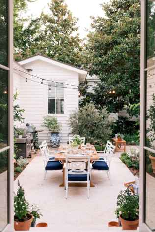 41 Amazing Backyard Patio Seating Area Ideas for Summer