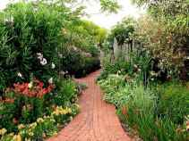 41 Beautiful Small Cottage Flowers Garden for Backyard Ideas