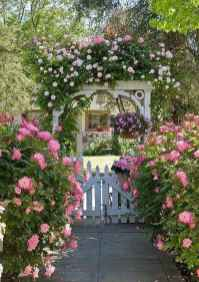 45 Fresh and Beautiful Front Yard Flowers Garden Landscaping Ideas