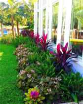 46 Fresh and Beautiful Front Yard Flowers Garden Landscaping Ideas