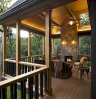 47 Gorgeous Farmhouse Screened In Porch Design Ideas for Relaxing