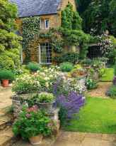 48 Beautiful Cottage Garden Ideas to Create Perfect Spot