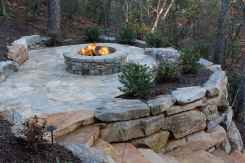 56 Easy Cheap Backyard Fire Pit Seating Area Design Ideas