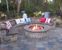60 Easy Cheap Backyard Fire Pit Seating Area Design Ideas