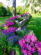64 Fresh and Beautiful Front Yard Flowers Garden Landscaping Ideas