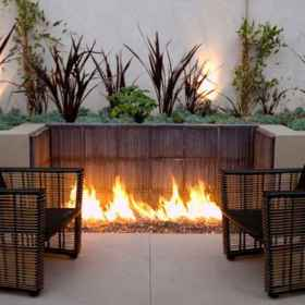 65 Easy Cheap Backyard Fire Pit Seating Area Design Ideas