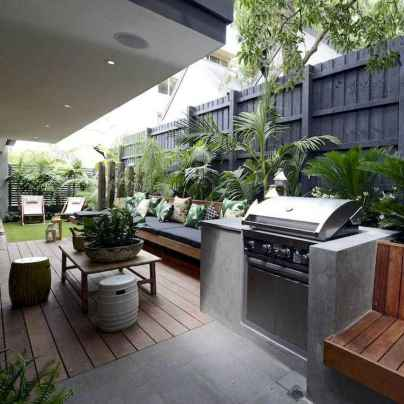 73 Amazing Outdoor Kitchen Design for Your Summer Ideas
