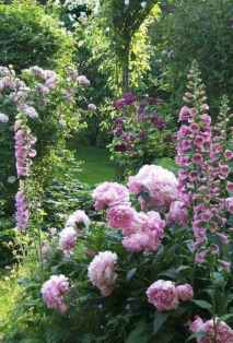 75 Fresh and Beautiful Front Yard Flowers Garden Landscaping Ideas