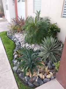 76 Fresh and Beautiful Front Yard Flowers Garden Landscaping Ideas