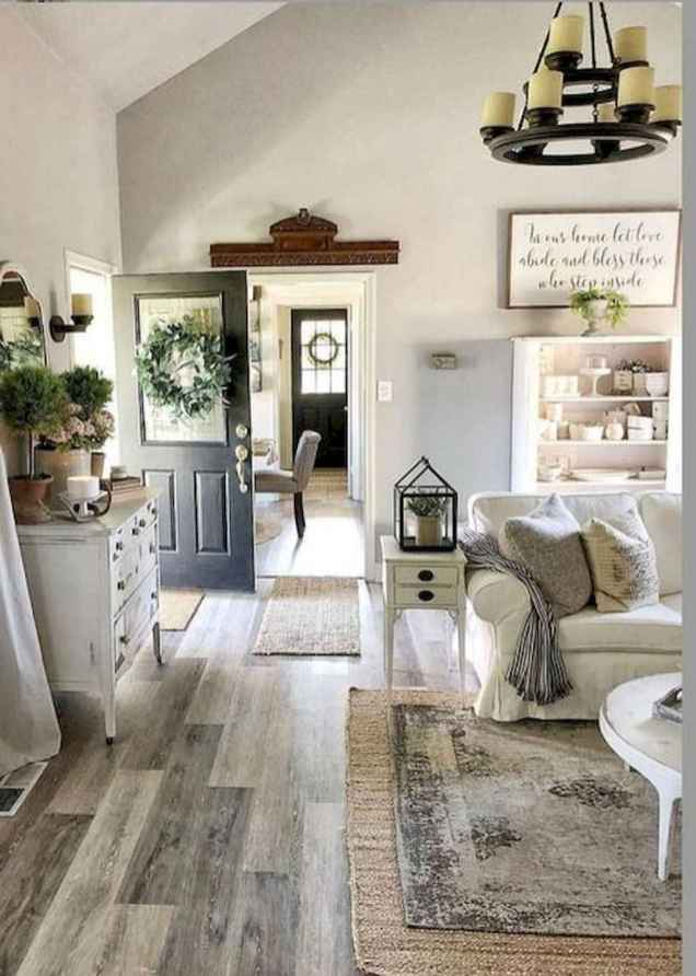 80 Best Modern Farmhouse Living Room Rug Decor Ideas