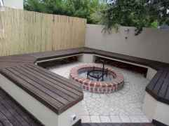 87 Easy Cheap Backyard Fire Pit Seating Area Design Ideas