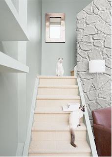 revestir paredes con falsa piedra