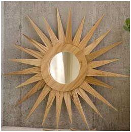 Espejos espejos espejos - Espejos con forma de sol ...