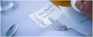 nombre de invitados en un tenedor