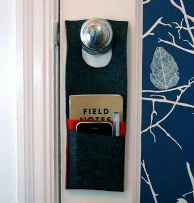 practico colgador organizador para puertas
