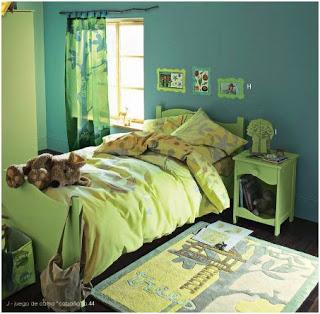 como decorar una habitacion para niños