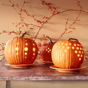 calabaza para halloween original
