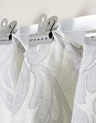idea colgar cortinas