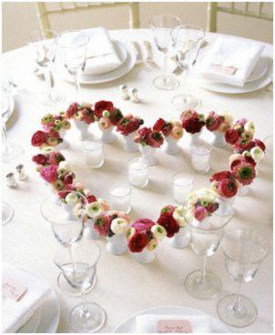 decoracion san valentin coronas decorativas