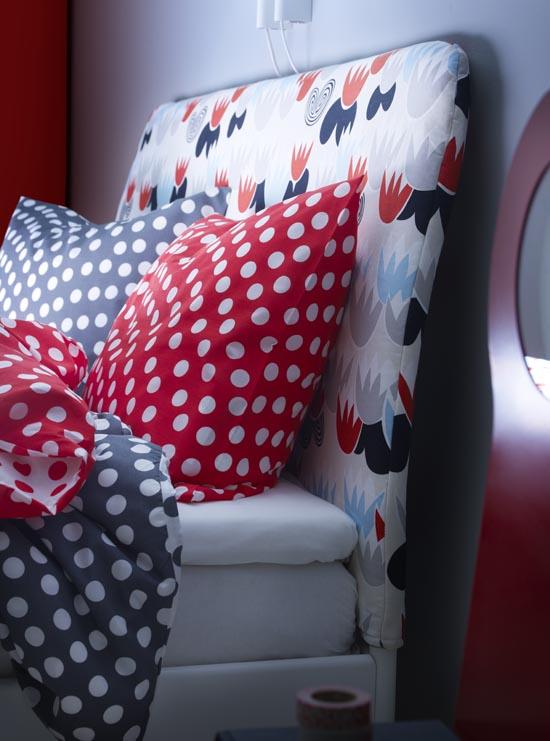IKEA apuesta por los textiles para decorar en 2013.