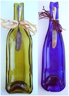 dedormado de botellas en horno bottle slumping