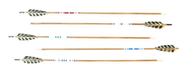 Flechas decorativas