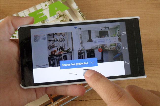 IKEA catálogo app