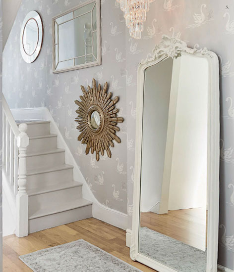 Decorar escalera