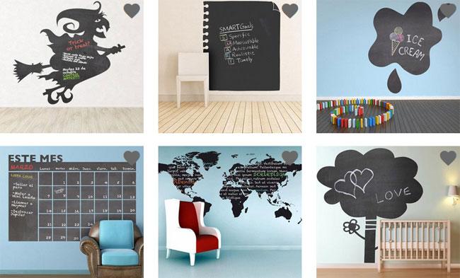 Vinilos decorativos paredes