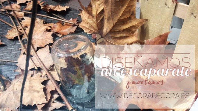 Escaparate de otoño