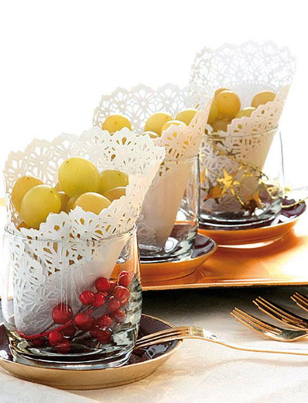 Ideas para las uvas de Nochevieja