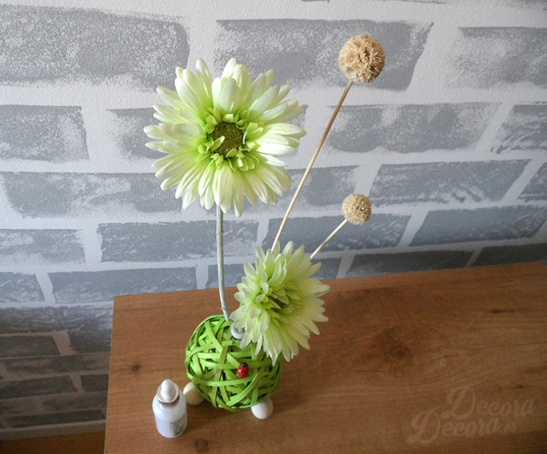 Flores ambientador