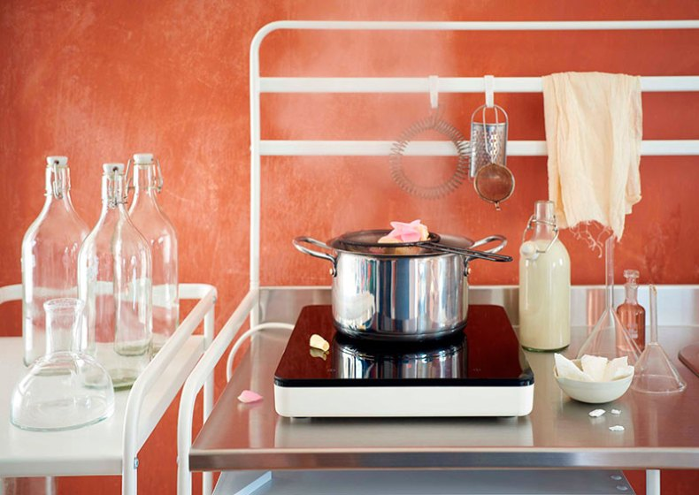 Pequeña cocina de IKEA