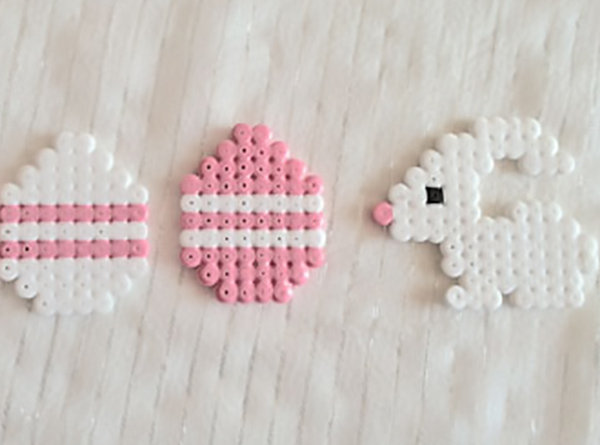 Decorar en Pascua con Hama Beads