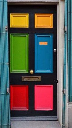 Puertas Principales Qu 233 Color Elegir 60 Fotos Decora Ideas