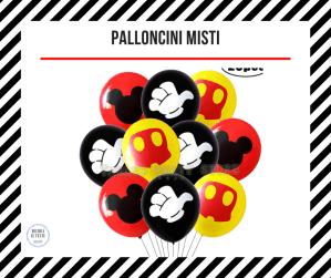 palloncini topolino