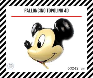 topolino 4d