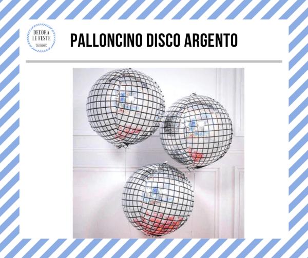 palloncino palla disco