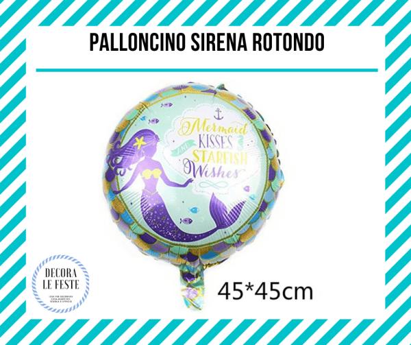 palloncino sirena