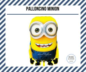 palloncino minion