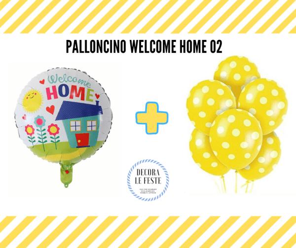 palloncino welcome